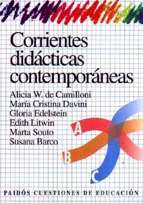 Corrientes Didacticas Contemporaneas 9789501261134