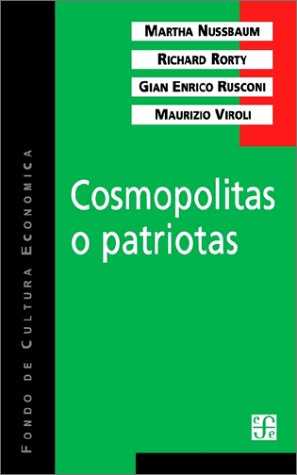 Cosmopolitas O Patriotas 9789505572427