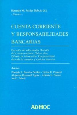 Cuenta Corriente y Responsabilidades Bancarias 9789508945839