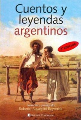 Cuentos y Leyendas Argentinos 9789507540660
