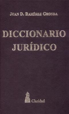 Diccionario Juridico 9789506201470