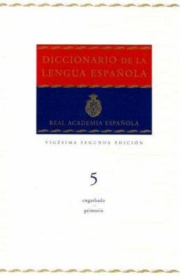 Diccionario de La Lengua Espanola 5 9789508521538