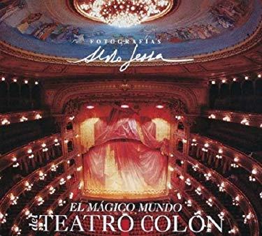 El Magico Mundo Teatro Colon 9789509140226