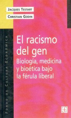 El Racismo del Gen 9789505575176