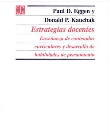 Estrategias Docentes: Ensenanza de Contenidos Curriculares y Desarrollo de Habilidades de Pensamiento 9789505573042