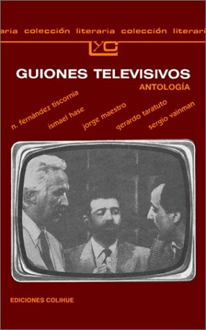 Guiones Televisivos 9789505810888