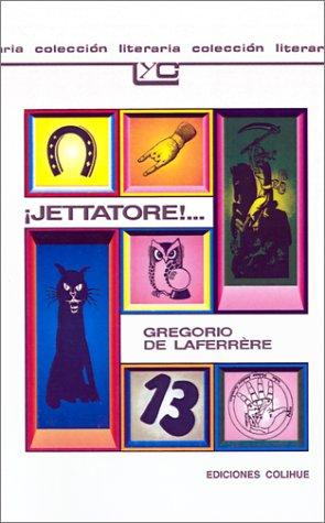 Jettatore!... 9789505811021