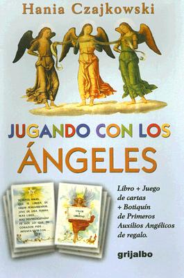 Jugando Con Los Angeles [With 104 Cards] = Playing with the Angels 9789502803074