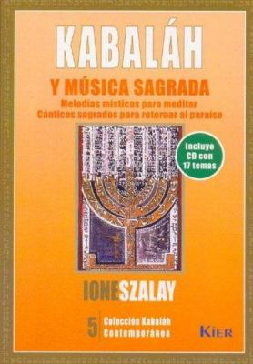 Kabalah y Musica Sagrada - Con CD 9789501739053