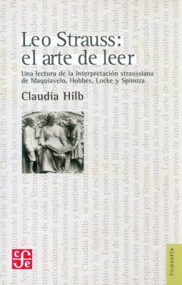 Leo Strauss: El Arte de Leer 9789505576418