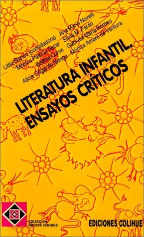 Literatura Infantil: Ensayos Criticos: Antologia 9789505816361
