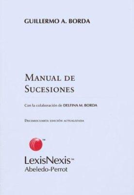 Manual de Sucesiones 9789502014166