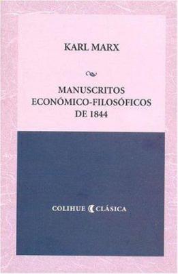 Manuscritos Economico-Filosoficos de 1844 9789505630011