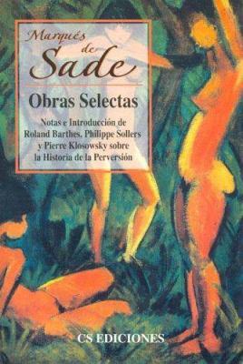 Marques de Sade: Obras Selectas 9789507642548