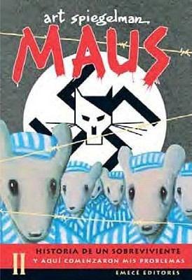 Maus II: Historia de un Sobreviviente 9789500414234