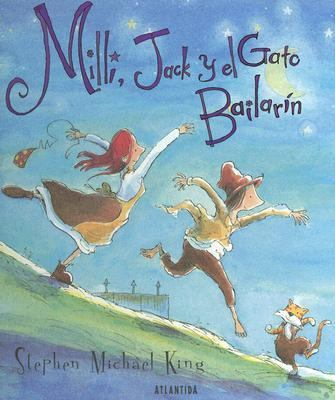 Milli, Jack y el Gato Bailarin = MILLI, Jack and the Dancing Cat 9789500831031
