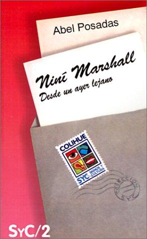 Nini Marshall: Desde Un Ayer Lejano 9789505812424