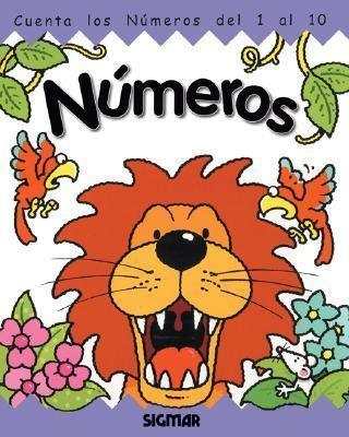 Numeros - Cuenta Los Numeros de 1 a 10 / Trebol
