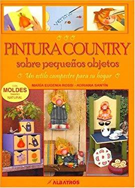 Pintura Country Sobre Pequeos Objetos 9789502410777