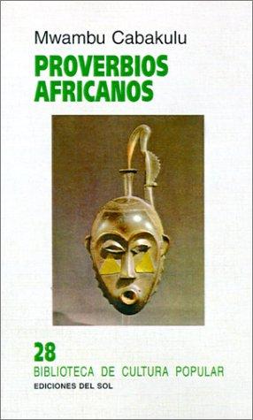 Proverbios Africanos 9789509413894