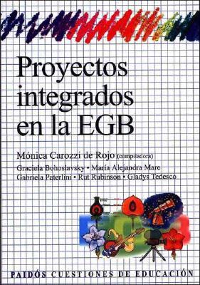Proyectos Integrados En La E.G.B.