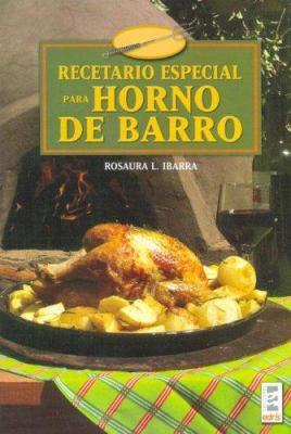 Recetario Especial Para Horno de Barro 9789508380890
