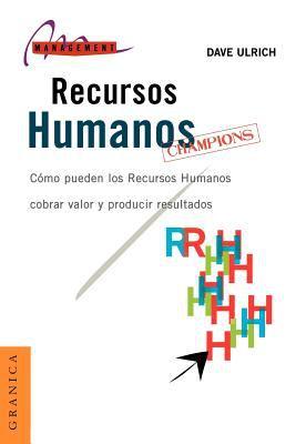 Recursos Humanos Champions 9789506412449