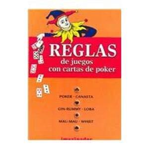 Reglas de Juego Con Cartas de Poker 9789507684555