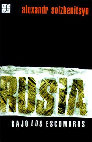 Rusia Bajo los Escombros 9789505572786