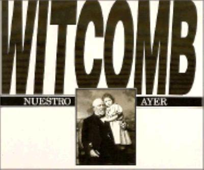 Witcomb - Nuestro Ayer 9789509536135