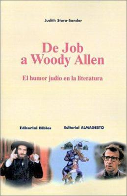 de Job A Woody Allen: El Humor Judio en la Literatura 9789507862700