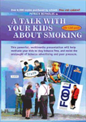 A Talk with Your Kids about Smoking