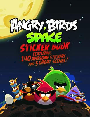Angry Birds Space Sticker Book 9789522760241