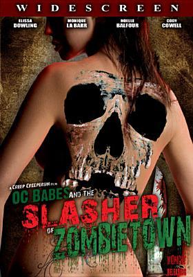 Oc Babies & the Slasher of Zombietown