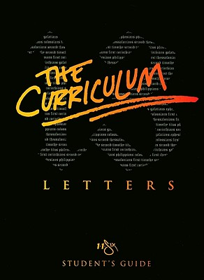 13 Letters: The Curriculum Student's Guide [With CD (Audio)]