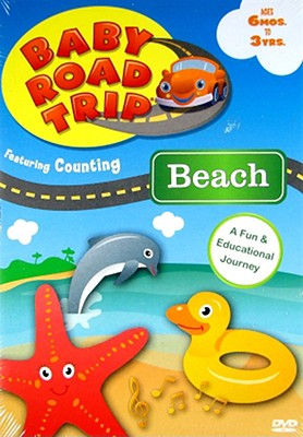 Baby Road Trip: The Beach