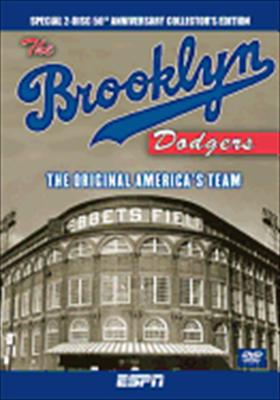 Brooklyn Dodgers-Original Americas Team 0829567031223