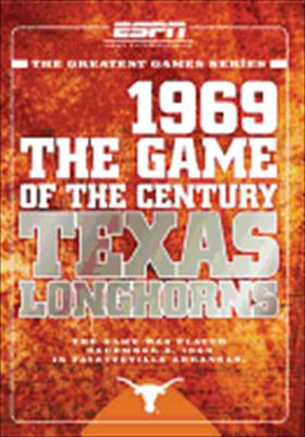 ESPN 1969 the Game of the Century Texas Longhorns