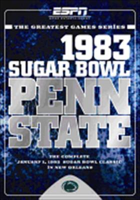 ESPN 1983 Sugar Bowl Penn State