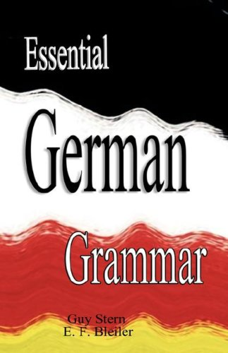 Essential German Grammar 9789562914512