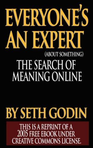 Everyone Is an Expert 9789562912143