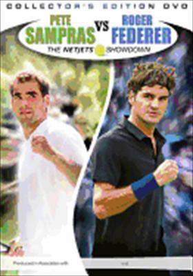 Pete Sampras Vs. Roger Federer: The Netjets Showdown