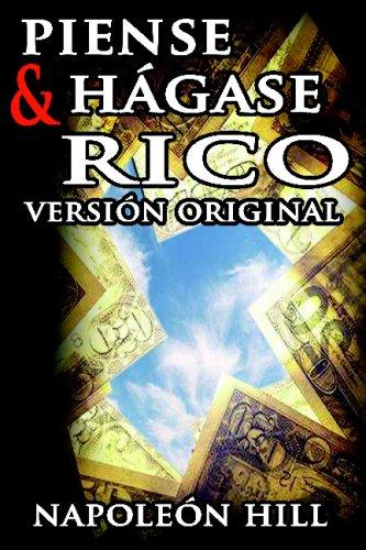 Piense y Hgase Rico 9789562913584