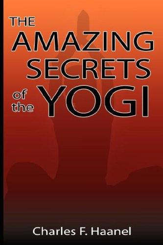 The Amazing Secrets of the Yogi 9789562912402