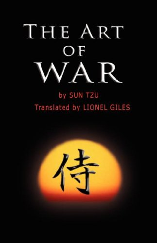 The Art of War: The Oldest Military Treatise in the World 9789562911276