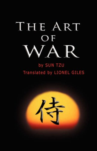 The Art of War by Sun Tzu 9789568351953