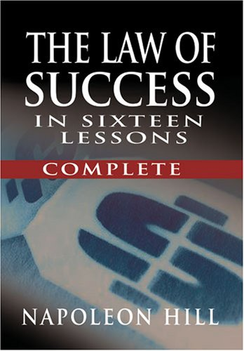 The Law of Success - Complete 9789562911016