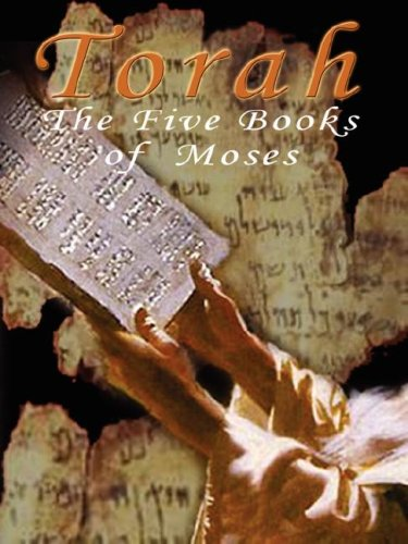 Torah: The Five Books of Moses - The Interlinear Bible: Hebrew / English 9789562913355