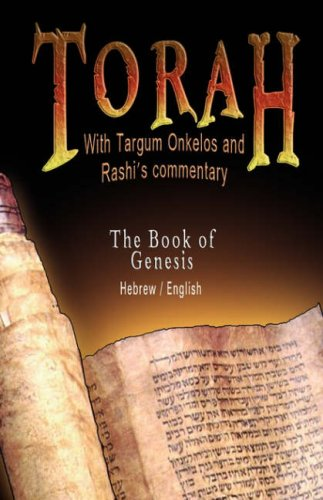 Torah with Targum Onkelos and Rashi's Commentary: The Book of Genesis 9789562913942