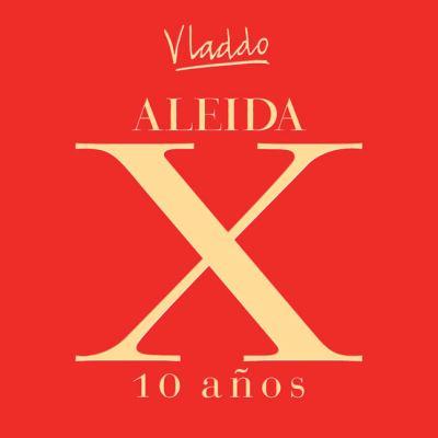 Aleida X: 10 Anos 9789588306131